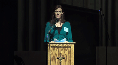 Jennifer Fulwiler: How I grew up atheist and ended up Catholic