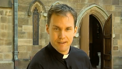 A Week in the Life of a Priest: Fr. Michael de Stoop